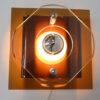 Herda square acryl wandlamp