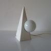 White piramid Memphis style