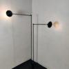 Belux modernist floor lamp, 80s
