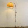 midcentury mushroom floor lamp