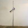Hustadt leuchten crome floor lamp