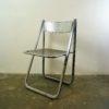 Mid-Century Aben folding chair, Italy